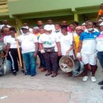 GPCC Members Clean Alajo Community