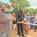 Dabo District Constructs Borehole For Kachuu Community