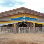 Ntewusae Central Church Building Dedicated