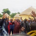 Apostle Nii Kotei Djani Commissions Kpendua Naa's Palace