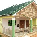 Sefwi Asawinso Market Square Mission House Dedicated