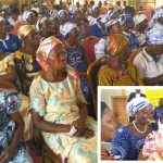 Ahensan District Women's Ministry Honours Mothers