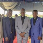 Four Pastors Ordained in Wa Area