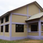 Assin Besease Assembly Church Building Dedicated