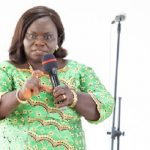 Understand Your Calling And Work Hard – Mrs. Gyesi Addo Tells Ministers' Wives