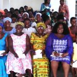 Madina District Women's Ministry Begins Literacy Classes