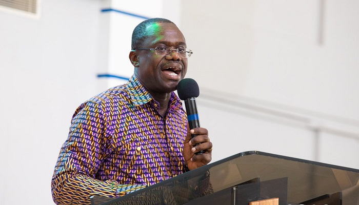 The Bible Is An Excellent Financial Advisor – Elder Dr. Siaw Agyepong