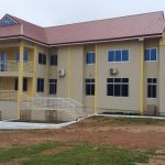 Berekum Area Dedicates Office Complex