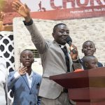 Apostle Nyansah Hayfron Leaves Youth Directorate After 8 Years Of Service