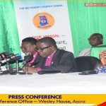 Methodist Church Ghana Won't Support Same-Sex Marriage