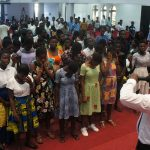 PIWC-Kaneshie Holds Prayer And Counselling Session For Final Year Students