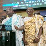 Elders Prof. Omane-Antwi, Martin Doku Retire