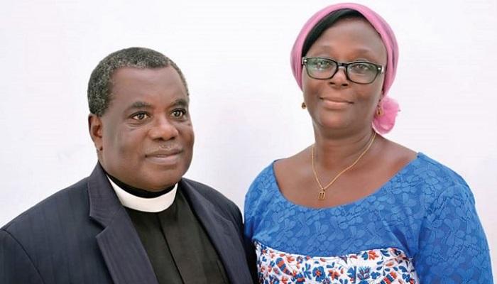 Pastor & Mrs Mensah: Celebrating 34 Years In Full-Time Ministry