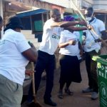 Mampong Area Holds Mammoth Clean-Up Exercise