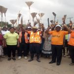 Asutsuare District Launches Environmental Care Campaign
