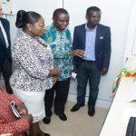 Atomic Energy Commission Inaugurates Radon-Monitoring Laboratory