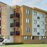 Chairman Dedicates 7-Unit Apartment Mission House Complex At Dansoman