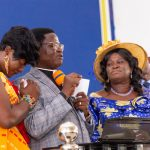 Apostle Patrick Ennin Donates Pension Benefits Back To The Church
