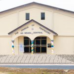 Nsaba District Central Assembly Auditorium Dedicated