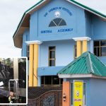 Glory Temple Dedicated In Nyakrom District