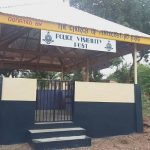 Ho Area Constructs Police Visibility Post, Washrooms For Ghana Police Service