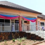Somanya Okornya District Mission House Dedicated