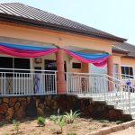 Somanya Okornya District Mission House Dedicated