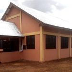 Yendi District Dedicates 4 Church Buildings