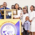 Pastor Addae Agyemang & Family Leave Head Office After 6 Years Of Service