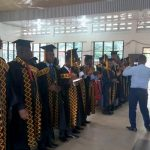 Ho Bankoe District Holds Graduation Ceremony For Lay Leaders
