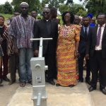 Nklipito Community Gets Borehole
