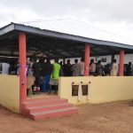 Yendi Local Prison Worship Shed Dedicated