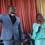 Berekum Area Welcomes Apostle Samuel Berko