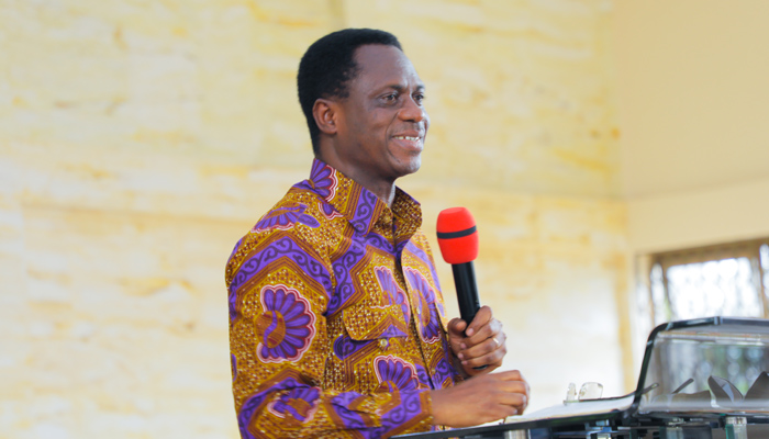 The Ultimate Goal Of Ministry Is To Become Like Christ – Apostle Eric Nyamekye