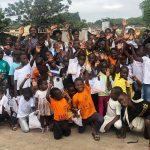 Prophet Adobah Visits PENSA Korle-Bu Children's Ministry