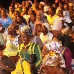 'Andoe For Christ' Crusade Yields 78 Souls