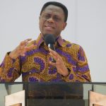 Work Diligently And Produce Results – Chairman Tells New Area Heads, Apostles