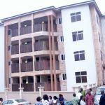 South-La Block Of Flats Dedicated
