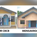 Two Community-Based Church Buildings Dedicated In Asuboi District