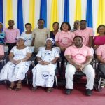 Ho Area Women's Ministry Holds Breast Cancer Sensitization Seminar