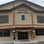 Nsuta Central Church Building Dedicated
