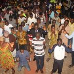 "Koforidua Effiduase Area ""Workers' Crusade"" Yields 88 Souls For Christ"