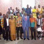 Yennyawoso District Inaugurates Professionals Guild
