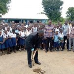 PPS-Sawla Classroom Block Project Commences