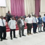 Achimota Area Inducts 57 Lay Leaders