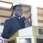 Chairman Nyamekye Speaks At University Of Ghana Remembrance Day