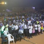 77 Souls Won On Day One Of Accra For Christ Crusade