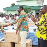 PENTSOS Donates ICT Equipment To 3 Pentecost Schools