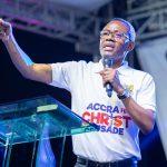 No Jesus No Life! – Apostle ANY Kumi-Larbi
