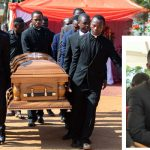 Pastor Elijah Mahama Goes Home